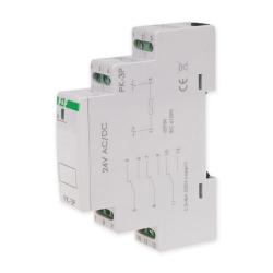 F&F Przekaźnik elektromagnetyczny 3x8A 24V AC/DC PK-3P