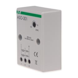 F&F Automat schodowy tablicowy 0,5-10min 16A 230V AC ASO-201