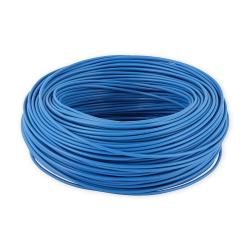 Mercor Przewód linka H07V-K LgY 4mm² 750V niebieski rolka 100mb