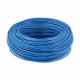 Mercor Przewód linka H07V-K LgY 6mm² 750V niebieski rolka 100mb