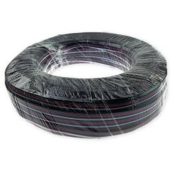 LEXTON Przewód kabel do taśmy LED RGBW 12V 5x0,35mm² rolka 100mb