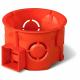 ELEKTRO-PLAST Puszka podtynkowa płytka łączeniowa PK-60 0284-00 10 szt.