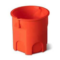 ELEKTRO-PLAST Puszka podtynkowa głęboka PK-60/60 0206-50 10 szt.