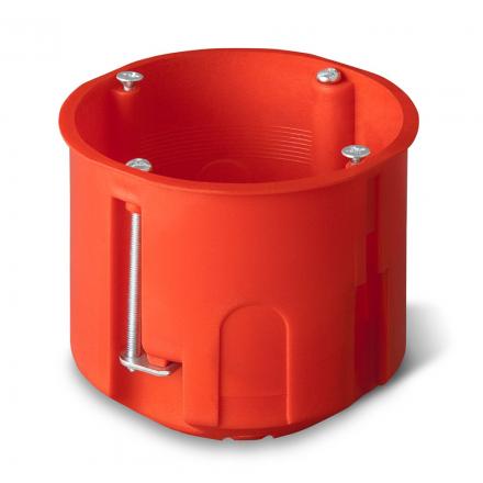 ELEKTRO-PLAST Puszka podtynkowa głęboka do regipsów z wkrętami PK-60/60 0220-00