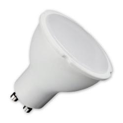 E-LIGHT ŻARÓWKA LED GU10 7W BARWA CIEPŁA