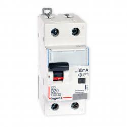 Legrand Wyłącznik różnicowo-nadprądowy B20A 2P DX³ 410922