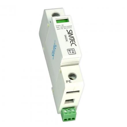 SIMET Ogranicznik ochronnik przepięć 1P 20kA klasa C SM20C 85101000