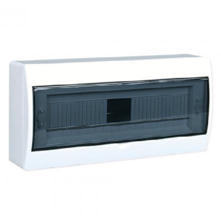 Elektro-Plast Rozdzielnica natynkowa 1x18 dymna RN-18 (N+PE) FALA 7.7