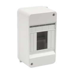 Elektro-Plast Rozdzielnica natynkowa bez drzwi 1x3 IP30 RNO-3 5.2