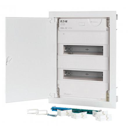 EATON Rozdzielnica podtynkowa 2x12 IP30 biała KLV-24UPS-F 178816