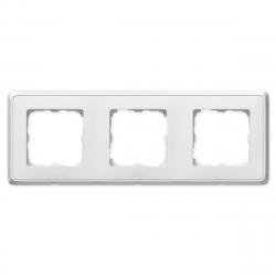 Legrand CARIVA Ramka potrójna biała 773653