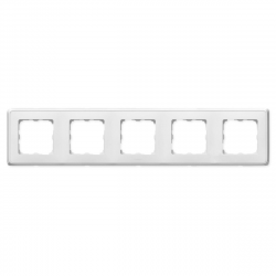 Legrand CARIVA Ramka poczwórna biała 773654