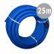 TT PLAST Rura elektroinstalacyjna 40/32mm peszel karbowany niebieski z pilotem RODK 450N 25mb