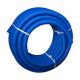 BASPOL Rura elektroinstalacyjna peszel karbowany niebieski do ziemi (zdjęcie poglądowe)