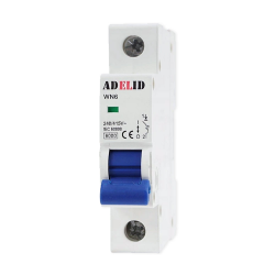 ADELID Wyłącznik nadprądowy 1P B 16A 6kA AC WN6