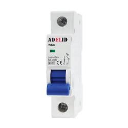 ADELID Wyłącznik nadprądowy 1P C 25A 6kA AC WN6