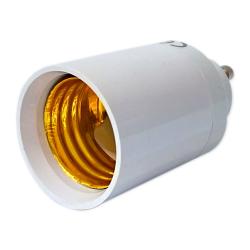 EcoEnergy Adapter przejściówka GU10 na E27 do żarówek LED
