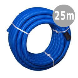 TT PLAST Rura elektroinstalacyjna 75/60mm peszel karbowany niebieski do ziemi RODK 450N 25mb