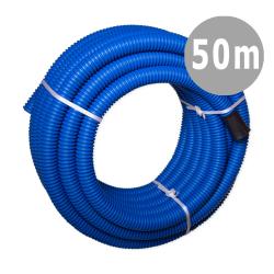 TT PLAST Rura elektroinstalacyjna 50/40mm peszel karbowany niebieski do ziemi RODK 450N 50mb
