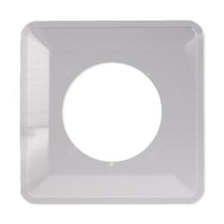 ZAMEL Osłona ścienna wyłącznika/gniazda OSX-910 bezbarwna