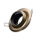 KANLUX Oprawa halogenowa okrągła rybie oko ruchoma do MR11/Gx4 patyna/miedź CT-2118R ZZ101