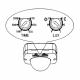 BEMKO Czujnik ruchu sensor IR automat zmierzchowy natynkowy IP20 360° biały SES07WH