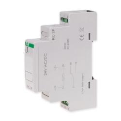 F&F Przekaźnik elektromagnetyczny 16A 24V AC/DC PK-1P
