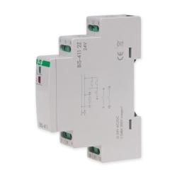 F&F Przekaźnik impulsowy bistabilny włącz-wyłącz 2Z 2x8A 24V AC/DC BIS-411-2Z-24V