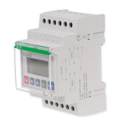 F&F Licznik czasu pracy wielofunkcyjny programowalny z wyświetlaczem LCD CLG-03