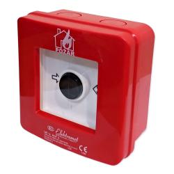 Elektromet Przycisk przeciwpożarowy natynkowy ROP IP65 921400