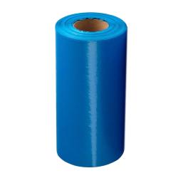 MARMAT Taśma folia kablowa oznacznikowa T200 niebieska 100mb