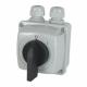 ELEKTROMET Łącznik krzywkowy włącz-wyłącz Łuk E16-13 (O-I) 1-fazowy IP44 951611