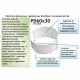 SIMET Pierścień dystansowy segmentowy ⌀60x30mm PD60x30 37012006