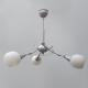 [OUTLET] POLBŁYSK Lampa wisząca 3x40W E14 Z-1/3 chrom CZ184