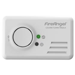 FIREANGEL Czujnik czadu tlenku węgla na 2x bateria AA CO-9B-PLT biały