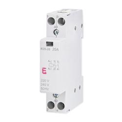 ETI Stycznik modułowy 2Z 0R 20A 230V ETICON R20-20 002461210