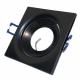PROVERO CYGNUS Oprawa sufitowa p/t LED ALUMINIUM kwadratowa ruchoma czarna ID-1013