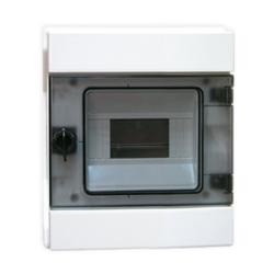 lektro-Plast Rozdzielnica n/t 1x6 hermetyczna IP65 RH-6 (N+PE) NEO SERIES 36.6