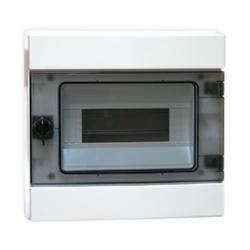 Elektro-Plast Rozdzielnica n/t 1x8 hermetyczna IP65 RH-8 (N+PE) NEO SERIES 36.8