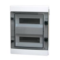 Elektro-Plast Rozdzielnica n/t 2x12 hermetyczna IP65 RH-24 (N+PE) NEO SERIES 36.24