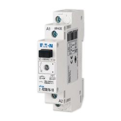 EATON Przekaźnik instalacyjny elektromagnetyczny 1Z 16A 230V AC Z-R230/16-10 ICS-R16A230B100