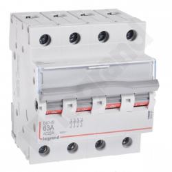 Legrand Rozłącznik izolacyjny FR304 63A 4P DX³ 406487