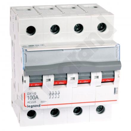 Rozłącznik izolacyjny Legrand FR304 100A 4P 004374/406489