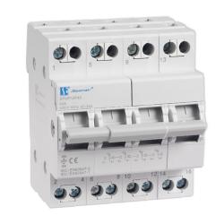 SPAMEL Przełącznik modułowy wyboru zasilania sieci 4P 40A SPMP/4P40