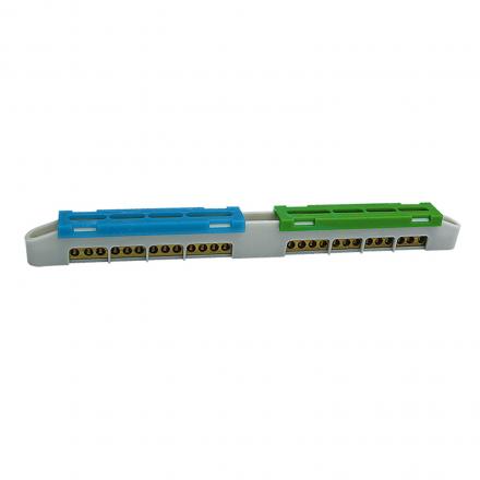 Elektro-Plast Listwa zaciskowa N+PE 2x13 torów LZ-12 do NEO SERIES 47.112