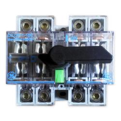 [OUTLET] GE Rozłącznik izolacyjny DILOS 1 100A 4P przezroczysty D/061416-201 730135