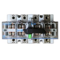 [OUTLET] GE Rozłącznik izolacyjny DILOS 2 160A 4P przezroczysty D/061424-201 730157