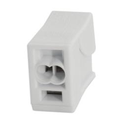 BEMKO Szybkozłączka oświetleniowa 2x0,75-2,5mm² P032 opak. 10szt. ZL041*10