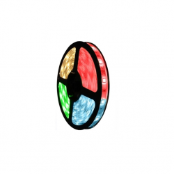 TAŚMA PREMIUM RGB IP63 300  LED WODOODPORNA 72W 5m ZH313