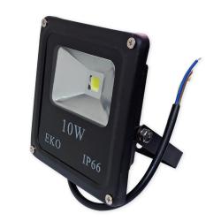 Naświetlacz wodoodporny IP66 LED SMD 10W 230V barwa zimna